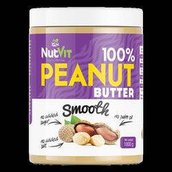 NutVit 100% Peanut Butter 1000 g
