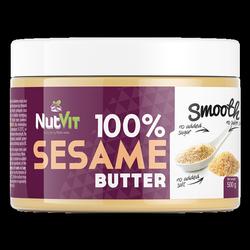 NutVit 100% Sesame Butter 500 g