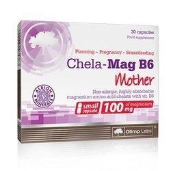 Olimp Chela Mag B6 Mother 30 Caps