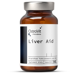OstroVit Pharma Liver Aid 90 caps
